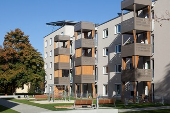 Plusenergiehaus Sendling-Westpark, Modellprojekt der GWG München