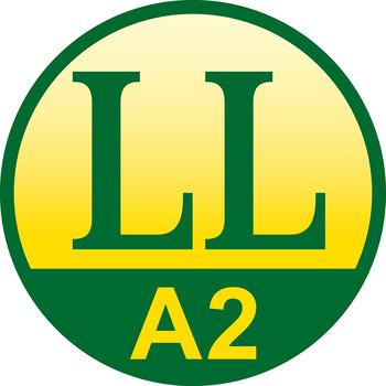 Siegel LL A2 Leichte Sprache