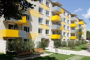 GWG-Minimalprojekt Sendling-Westpark - Kosteneffizienz im Wohnungsbau